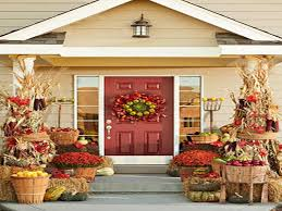 decoration autumn porch decorating ideas interior decoration