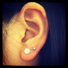 seconds earrings i m thinking of getting a ear piercing yay or nay