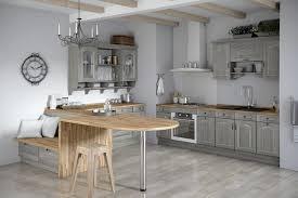 cuisine meubles gris awesome meuble de cuisine gris laque gallery amazing house