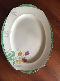 platter plates 485 best plates platters burleigh ware deco images on