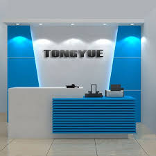 Reception Office Furniture by Best 25 Reception Desks Ideas On Pinterest Reception Counter