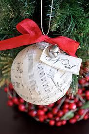 sheet craft handmade ornaments