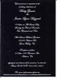 23 halloween wedding invitation wording vizio wedding