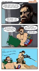 Mgs Meme - big boss vacation metal gear solid v know your meme