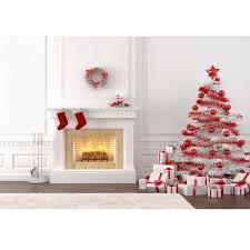 2 1 1 5m 7x5ft christmas tree fireplace photography vinyl