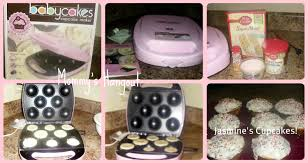 baby cakes maker the baking with the babycakes cupcake maker review