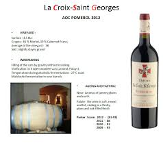 pomerol aoc our products wine around wine around