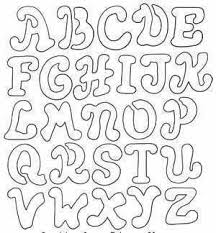 74 best alfabeto images on pinterest alphabet letters