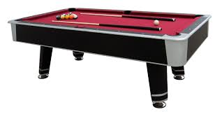 Pool And Ping Pong Table Md Sports 7 5ft Clifton Billiard Table With Bonus Table Tennis Top