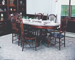 buy dining room tables in rochester ny jack greco dining room furniture cherry cabriole leg