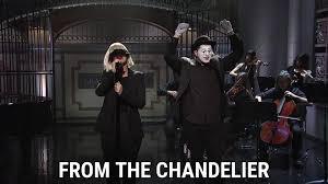 Chandeliers Song Chandeliers Chandelier Lyrics Best Of Chandelier Live On Snl
