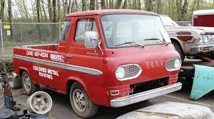 8 facts about the 1965 ford econoline spring special truck ford