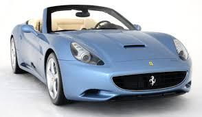 Ferrari California Evo - ferrari california 2008 scale model cars