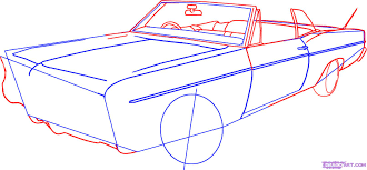 classic cars drawings how to draw a lowrider step by step cars draw cars online