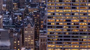 new york city winter hd desktop wallpaper widescreen high