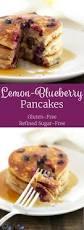 blueberry pancake recipe best 25 lemon blueberry pancakes ideas on pinterest dairy free