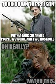 Carol Walking Dead Meme - the walking dead funny meme the walking dead funny memes season