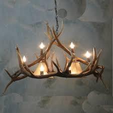 fake deer chandeliers design marvelous antler chandelier kit faux deer