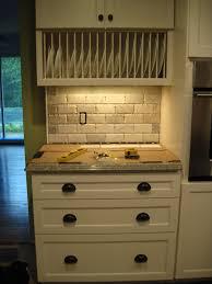 subway tiles kitchen backsplash other kitchen white subway tile backsplash ideas l shape brown