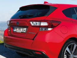 subaru hatchback spoiler subaru impreza eu 2018 pictures information u0026 specs