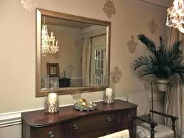 walls and trends decorative mirror dining room mirrors for walls large wall