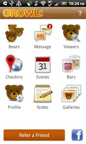 growlr apk growlr bears near you for android free and