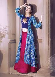beautiful ls online india buy partywear western beautiful stylish designer kurti embroidered