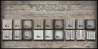 Shabby Chic Shutters by Second Life Marketplace K O Shabby Chic Ii 55 Organic