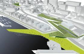 Park Design Ideas New York Architect Presents Design Ideas For Seattle Waterfront Knkx