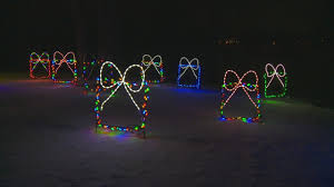 Zoo Lights In Houston by Holiday Lights In The Park Opens In Phalen Park Wcco Cbs Minnesota