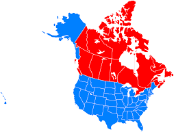 Us Maps With States Usa And Canada Map