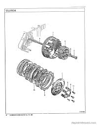 ca160 cb160 cl160 motorcycle parts manual