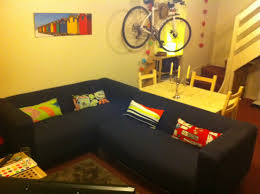 sofa klippan klippan corner sofa conversion and longer oak fence post legs