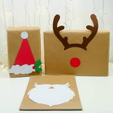 christmas wrapping ideas for brown paper mum in the madhouse
