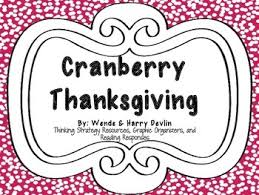 cranberry thanksgiving by wende and harry devlin a complete