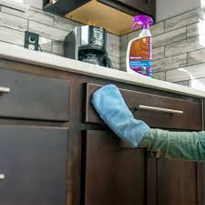 how to clean kitchen cabinets without leaving streaks rejuvenate cabinet and furniture cleaner streak and residue free