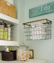 diy floating shelves laundry room four generations one roof