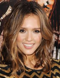 medium length haircuts curly hair shoulder length haircut with side bangs hairstyle picture magz