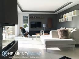 Heimkino Wohnzimmer Beleuchtung Heimkino