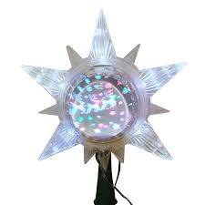 shop central plastic tree topper with