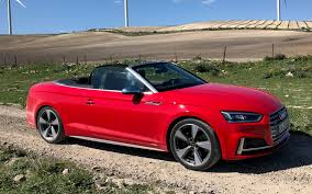 nissan convertible 2018 2018 audi a5 and s5 cabriolet just a fraction of audi u0027s arsenal