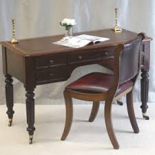 Bedroom Writing Desk Furniture Antique Wooden Writing Desk With Wooden Storage For