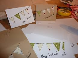 sew janome making christmas cards