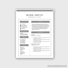 Word Doc Resume Template 18 Best Resume Design Images On Pinterest Cover Letter Template