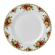 amazon com royal albert old country roses dinner plate old