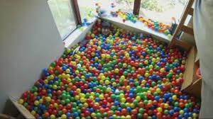 student fills dorm room with 13 000 plastic balls cnn video