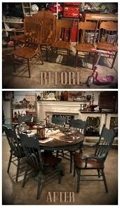 dining room table with bench best 25 oak dining room set ideas on pinterest refurbished