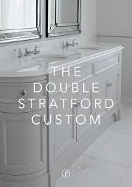 Bathroom Vanities Burlington by Porter Vanities Double Stratford Custom Master Bath Pinterest
