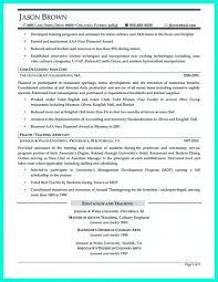 Electrician Resume Template Free Chef Resume Templates Eliolera Com