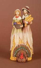 346 best thanksgiving day figurines shop images on